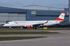OE-LWA.MAN100416 (MarkP51) Tags: man plane airplane manchester airport nikon image aircraft airliner 190 austrian embraer egcc d7200 airlines2 markp51 oelwa