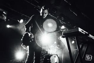 13-04-2015 // PVRIS at Trix Club // Shot by Jurriaan Hodzelmans
