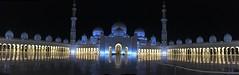 Sheikh Zayed mosque. #night #sheikhzayedmosque #architecture (sheraz.lodhi) Tags: nightphotography architecture night photography uae abudhabi unitedarabemirates iphone sheikhzayedmosque iphone6s