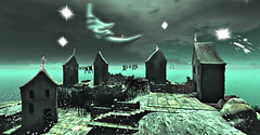 Moonlight by Cica Ghost 3 (Jynx Rae) Tags: nature photography countryside magic poetic farmland virtualreality whimsical adverture slphotography exploringsecondlife nusquam cicaghost