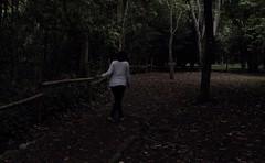 Retorno al diáfano espesor (Sebastian Cabuyales) Tags: forest darkness natural walk nymph darkforest ninfa misteriosa walkingintheforest thenymph hombreynaturaleza mujerynaturaleza