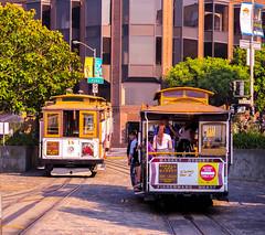Cable car (adrien_huisman) Tags: california usa car cable fransisco sans