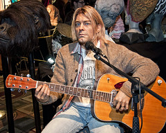 monsterpalooza 2016 - 17 (CE Photogenetix) Tags: show music cinema monster movie guitar kurt cobain nirvana grunge makeup mtv convention horror acoustic microphone fx cinematic con prop select unplugged specialeffects kurtcobain efx specialefx cobaine canon40d christinaedwards kurtcobaine monsterpalooza specialxf