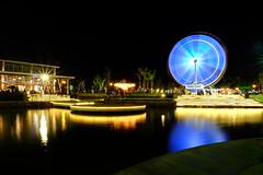 DSCF1987 (AdityaNanda) Tags: park longexposure nightphotography theme fujifilm themepark surabaya exploresurabaya