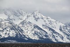 Grand Teton (Aggiewelshes) Tags: travel winter snow mountains landscape scenery april wyoming jacksonhole grandtetonnationalpark 2016 gtnp