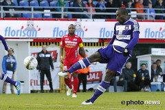 10580924-096 (rscanderlecht) Tags: sports sport foot football belgium soccer playoffs oostende roeselare ostend voetbal anderlecht playoff rsca mauves proleague rscanderlecht kvo schiervelde jupilerproleague