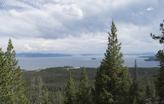"Yellowstone Lake from Elephant Back Trail • <a style=""font-size:0.8em;"" href=""http://www.flickr.com/photos/63501323@N07/26728125225/"" target=""_blank"">View on Flickr</a>"