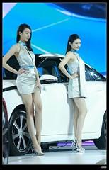 nEO_IMG_DP1U8993 (c0466art) Tags: auto show girls light car canon hall dance gorgeous professional toyota taipei charming 2016 1dx c0466art exhibition
