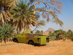 Libyan Armoured Personnel Carrier (D-Stanley) Tags: africa chad carrier libyan personnel armoured teguedei