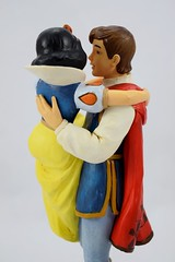 Jim Shore's ''Happily Ever After'' Figure - Snow White and the Prince - Disneyland Purchase - Deboxed - Midrange Right Rear View (drj1828) Tags: california us disneyland anaheim boxed purchase dlr theprince snowwhiteandthesevendwarfs 2016 jimshore