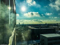 iphone6plus-28 (BLN1989) Tags: metropole city horizont schornstein hochhaus lichtenberg marzahn hohenschönhausen stadt sonne himmel wolken rauch kälte gegenlicht winter berlin