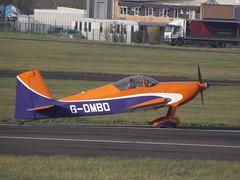 G-DMBO Vans RV7 (Aircaft @ Gloucestershire Airport By James) Tags: james airport gloucestershire vans lloyds rv7 egbj gdmbo