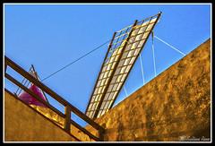 mozia mulino a vento (rinosaltini1) Tags: saline hdr sicilia trapani marsala dello mozia riserva mulinoavento stagnone