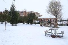 Çayırova'dan Kar Manzaraları 6