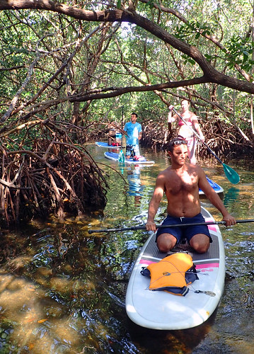 1_1_16  paddleboard tour Lido Key Sarasota FL 14