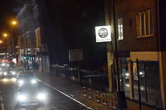 DSC_9618 Bus route #205 Whitechapel at night Toynbee Hall Commercial Street (photographer695) Tags: street bus night hall route commercial whitechapel toynbee 205