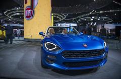 Fiat (Josh Z Photography) Tags: auto show ford mercedes fiat 911 detroit s ferrari turbo porsche dodge gt charger naias maybach 488