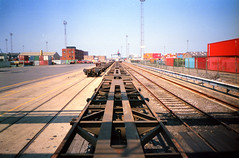Port 05 (The original SimonB) Tags: film port suffolk july scanned 1991 felixstowe