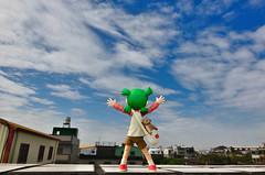 (Eson Huang) Tags: cloud nikon taiwan tokina kaohsiung    dando      t116  danboard    d5100
