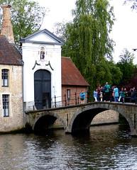 P1030133-Bruges, Belgium (CBourne007) Tags: city architecture buildings europe belgium bruges veniceofthenorth