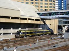 UP Express train (Sean_Marshall) Tags: toronto ontario train downtown yyz metrolinx upexpress