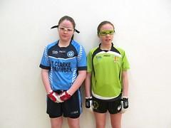 Girls U13 Final Players