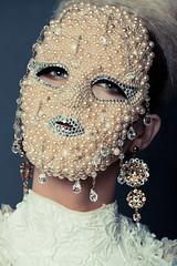 Mask (PDPhotography) Tags: sexy girl beautiful beauty fashion female magazine hair studio high model glamour eyes pretty mask style editorial luxury avant garde 500px ifttt