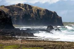 A Rugged Coast (Alan1954) Tags: sea holiday water coast rocks asia philippines luzon 2015 platinumpeaceaward