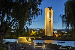 Carillon (Col Turner) Tags: night canberra carillion hdr lanscape