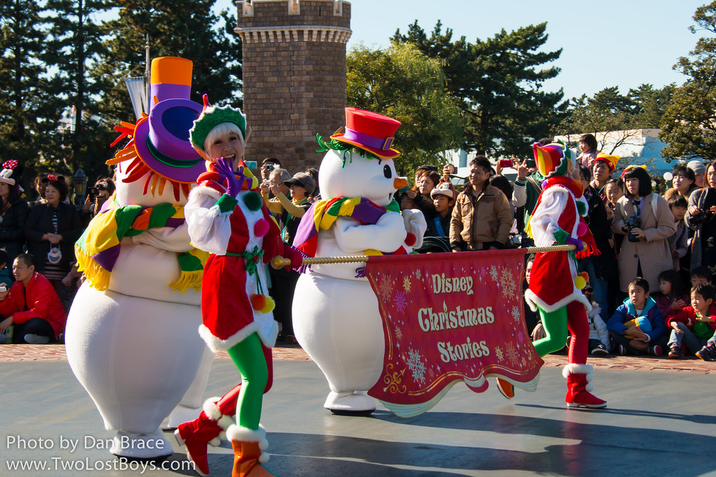 disney christmas stories at disney character central