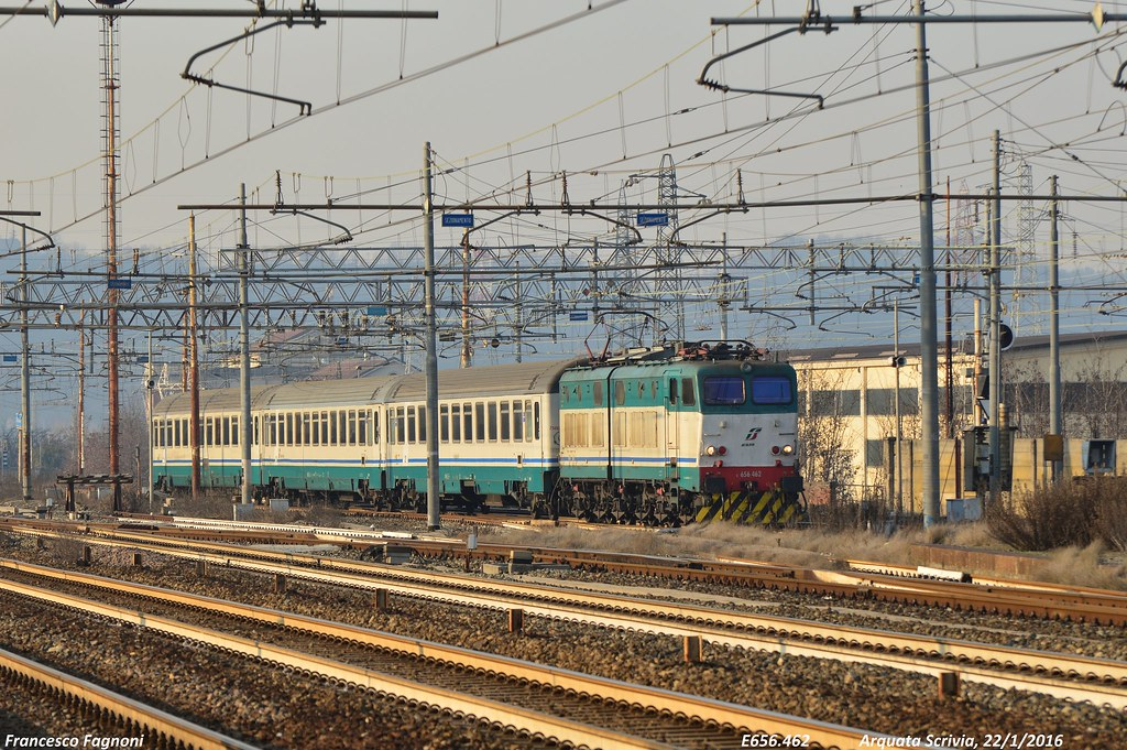 The world 39 s most recently posted photos of ic and scrivia - Orari treni torino porta nuova genova brignole ...