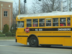 2005 IC RE - Owensboro Independent 905 (Seasonal Spectacular) Tags: schoolbus owensboro icre owensboroindependent