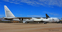 Boeing NB-52A Stratofortress ~ 52-003 (Aero.passion DBC-1) Tags: museum plane tucson aircraft aviation muse pima boeing preserved ~ avion airmuseum b52 airspacemuseum 52003 stratofortress aeropassion musedelair dbc1 prserv
