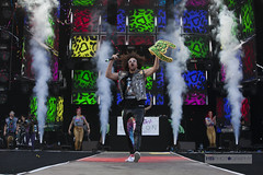 Redfoo from LMFAO @ Redfest DXB