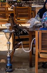 TODAY'S MODERN WOMAN, Water Pipe and Purses, Dubai_C151027.jpg (Marc Weinberg) Tags: woman dubai uae pipe culture smoking restuarant moderntimes waterpipe arabculture modernwoman modernwomen arabicwomen outforlunch unitedarabemirate cultureshift