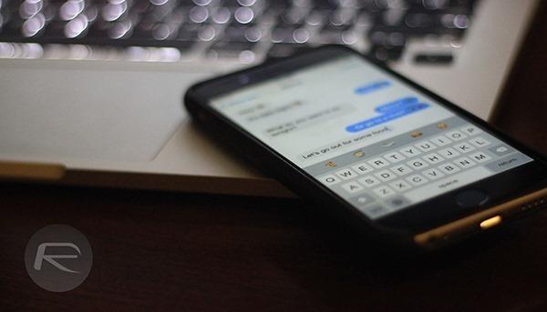 គន្លឹះជួយអោយការវាយអក្សរបានលឿននៅលើ iPhone