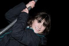 Smile (JonEvans94) Tags: park smile swansea walking wire nikon walk flash swings slide 700 zip sb hold on sketty d3200
