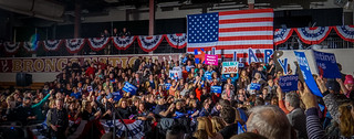 2016.02.08 Presidential Primary, Manchester, NH USA 02675