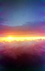 Olympus OM1N/Kodak 800 expired (a.lower.photo) Tags: sky film clouds analog sunrise 35mm flying saturated kodak flight olympus adventure explore fortlauderdale analogphotography olympusom1n kodakgold800 believeinfilm filmisnotdeaad