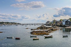 Marblehead Harbor (River Bliss Photography) Tags: sea boats coast marblehead northshore