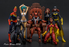 Deadpool Movie is King at the box office (PeterW64) Tags: action actionfigures figures deadpool deadpoolmovie