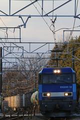 IMG_8401-1.jpg (yagi-s) Tags: japan tokyo jp  locomotive jrf jreast  fujimidai jr nambuline   jrfreight eyefi    jr eh200 ifttt kumitachishi