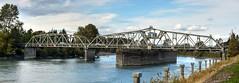 Westside Bridge over Skagit River ( Peterson Photogr@phy) Tags: bridge river washington crossing unitedstates washingtonstate mountvernon skagitcounty skagitriver stateofwashington nikond5200 nikonafs18140mmf3556edvr westsidebridge