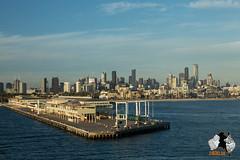 Melbourne - Fähre Richtung Tasmanien
