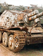 "Stormartillerivagn M-43 18 • <a style=""font-size:0.8em;"" href=""http://www.flickr.com/photos/81723459@N04/25070640301/"" target=""_blank"">View on Flickr</a>"