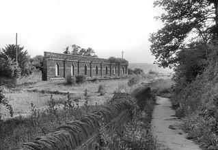 Mangotsfield station (1), 1975