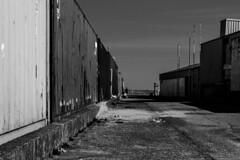 black (jonathanstafford1) Tags: sky boats pier sand nikon nikkor wicklow