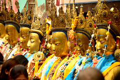 in the eyes of the boddhisatvas (David Fast) Tags: nepal asia buddhism mahayana