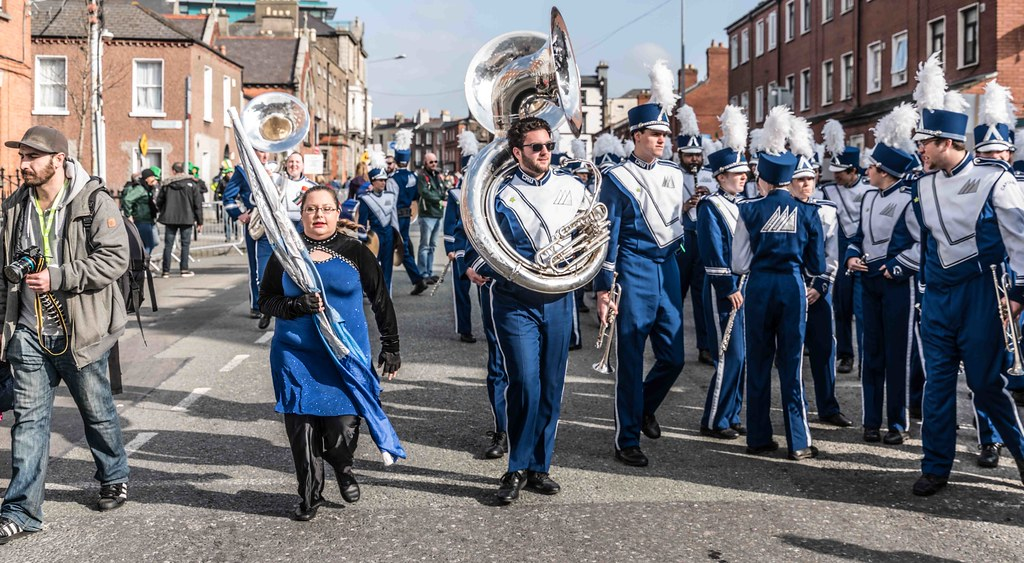 Christopher Newport University Marching Captains-112398