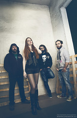 TEMPERANCE (Nat Mora Domingo -Enmede-) Tags: madrid photography tour nat backstage temperance limitless salacaracol enemede italianmetal lucaturillirhapsody